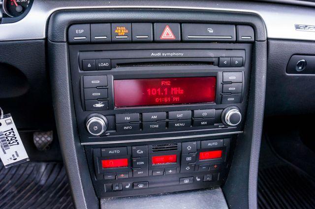2007 Audi A4 2.0T QUATTRO - 6SPD - PREMIUM - 91K MILES Reseda, CA 22