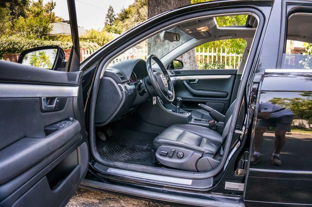 2007 Audi A4 2.0T QUATTRO - 6SPD - PREMIUM - 91K MILES Reseda, CA 13