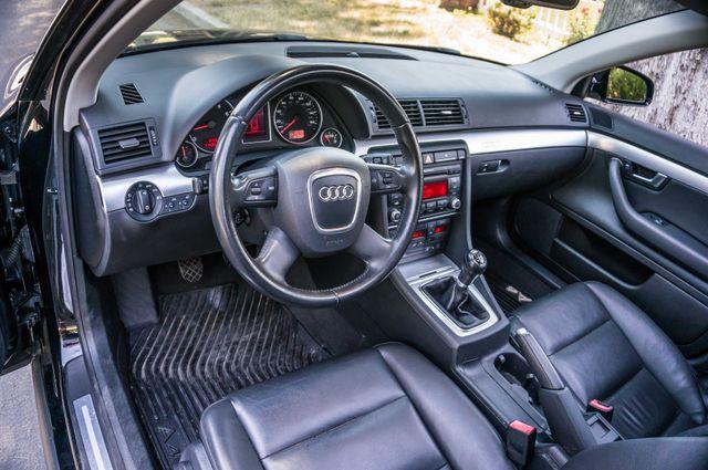 2007 Audi A4 2.0T QUATTRO - 6SPD - PREMIUM - 91K MILES Reseda, CA 14
