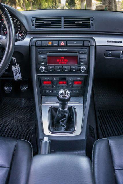 2007 Audi A4 2.0T QUATTRO - 6SPD - PREMIUM - 91K MILES Reseda, CA 20