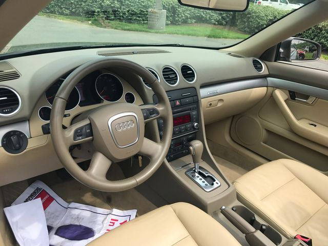 2007 Audi A4 2.0T Sterling, Virginia 25