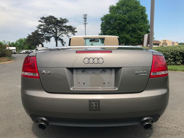 2007 Audi A4 2.0T Sterling, Virginia 8