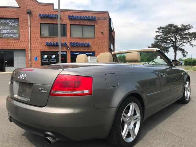 2007 Audi A4 2.0T Sterling, Virginia 9