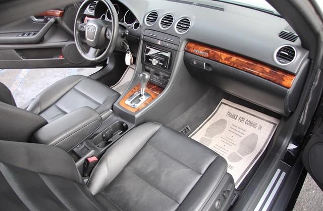 2007 Audi A4 3.2L Santa Clarita, CA 13