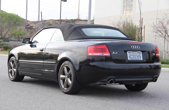 2007 Audi A4 3.2L Santa Clarita, CA 9