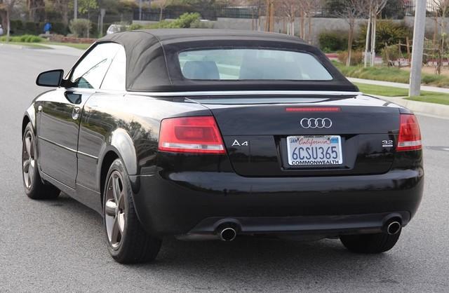 2007 Audi A4 3.2L Santa Clarita, CA 10