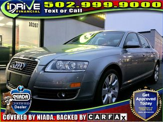 2007 Audi A6 3.2L | Louisville, Kentucky | iDrive Financial in Lousiville Kentucky