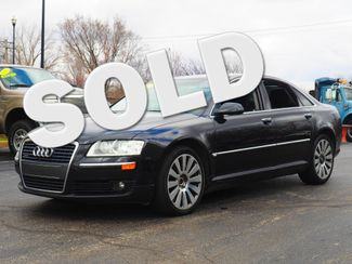 2007 Audi A8  | Champaign, Illinois | The Auto Mall of Champaign in  Illinois