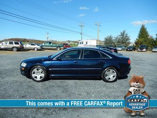 2007 Audi A8 in Harrisonburg VA