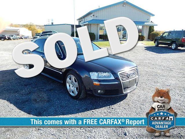 2007 Audi A8 4.2 QUATTRO   Harrisonburg, VA   Armstrong's Auto Sales in Harrisonburg VA