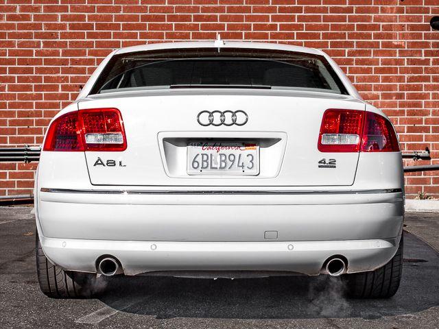 2007 Audi A8 L 4.2L Burbank, CA 3