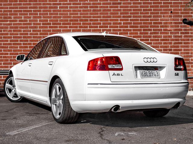 2007 Audi A8 L 4.2L Burbank, CA 7