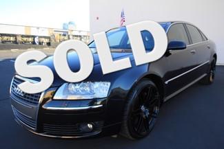 "2007 Audi A8* V8* ALCANTARA PKG* BANG & OLUFSEN* AUTO NAVI* LEATHER* MOON* BACK UP* 20"" WHEELS* WOW Las Vegas, Nevada"