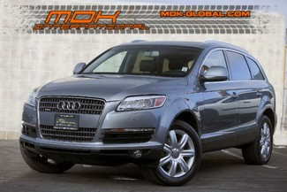 2007 Audi Q7 Premium - V6 - 3rd row seats - BOSE in Los Angeles