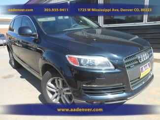 2007 Audi Q7 4.2 QUATTRO | Denver, CO | AA Automotive of Denver in Denver, Littleton, Englewood, Aurora, Lakewood, Morrison, Brighton, Fort Lupton, Longmont, Montbello, Commerece City CO