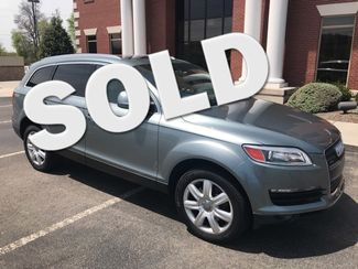 2007 Audi-Mint Condition!! 3rd Row!! Q7-SHOWROOM CONDITION! Premium-CARMARTSOUTH.COM Knoxville, Tennessee 1