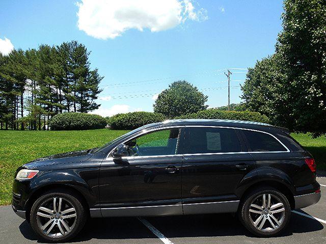 2007 Audi Q7 Premium Leesburg, Virginia 4