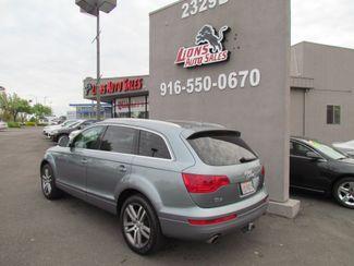 2007 Audi Q7 Premium Sacramento, CA 4