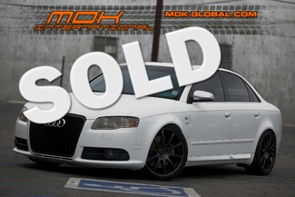 2007 Audi S4 - Navigation - Carbon - Stasis exhaust in Los Angeles