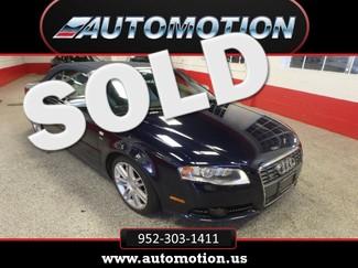 2007 Audi S4 Quattro !! 4.2 LITER FAST!~ SUPER CLEAN Saint Louis Park, MN