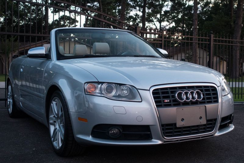 2007 Audi S4    Texas  EURO 2 MOTORS  in , Texas