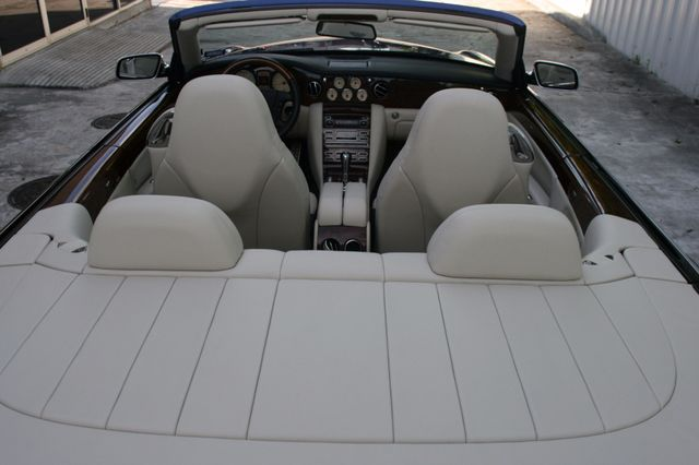2007 Bentley Azure Convertible Houston, Texas 14