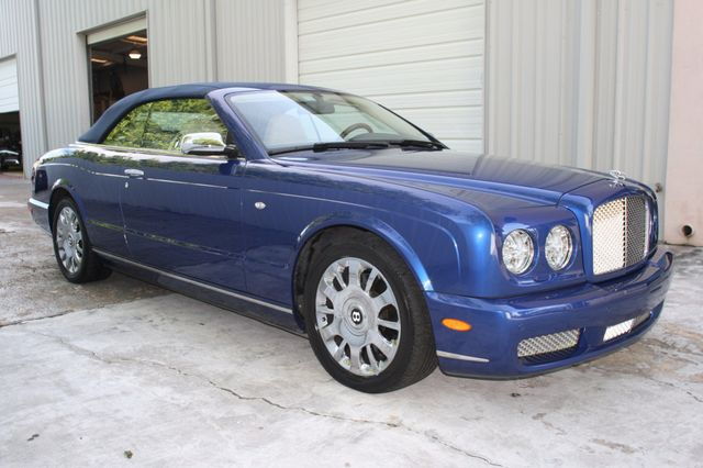2007 Bentley Azure Convertible Houston, Texas 2