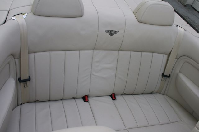 2007 Bentley Azure Convertible Houston, Texas 20