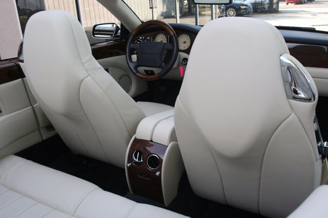 2007 Bentley Azure Convertible Houston, Texas 22