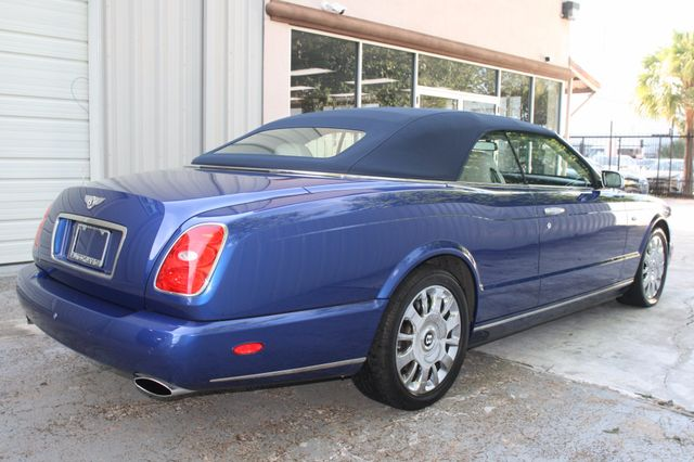 2007 Bentley Azure Convertible Houston, Texas 3