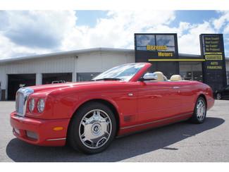 2007 Bentley Azure Convertible Norwood, Massachusetts