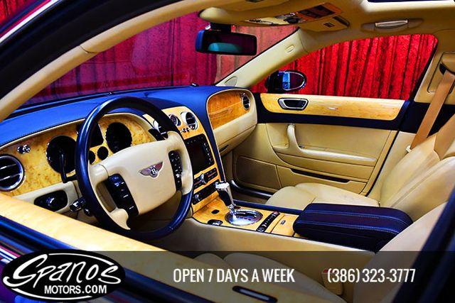 2007 Bentley Continental Flying Spur Daytona Beach, FL 28
