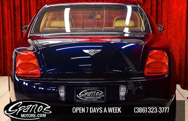 2007 Bentley Continental Flying Spur Daytona Beach, FL 4