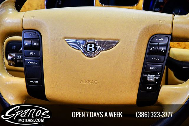 2007 Bentley Continental Flying Spur Daytona Beach, FL 42