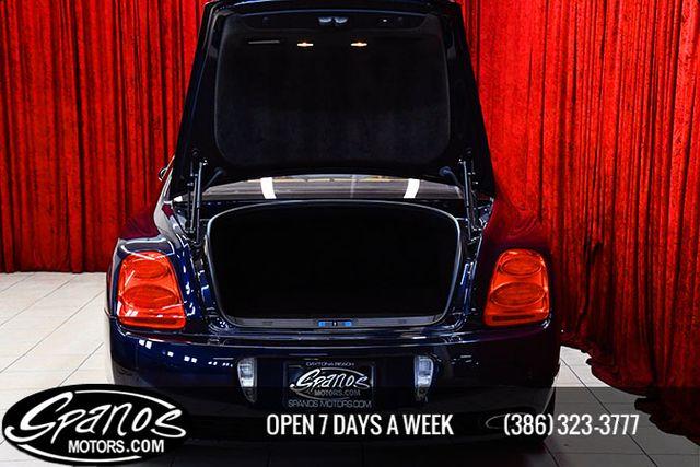 2007 Bentley Continental Flying Spur Daytona Beach, FL 122