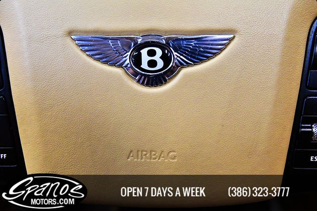 2007 Bentley Continental Flying Spur Daytona Beach, FL 39