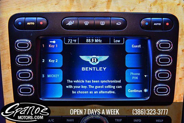 2007 Bentley Continental Flying Spur Daytona Beach, FL 89