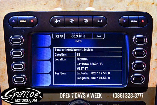 2007 Bentley Continental Flying Spur Daytona Beach, FL 95