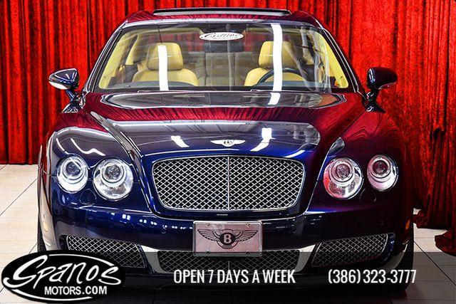 2007 Bentley Continental Flying Spur Daytona Beach, FL 3