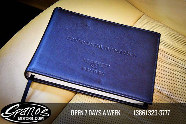 2007 Bentley Continental Flying Spur Daytona Beach, FL 108