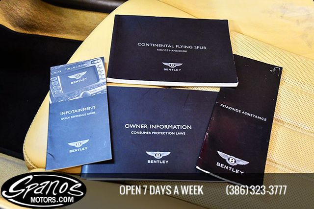 2007 Bentley Continental Flying Spur Daytona Beach, FL 109