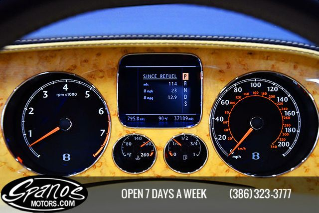 2007 Bentley Continental Flying Spur Daytona Beach, FL 44