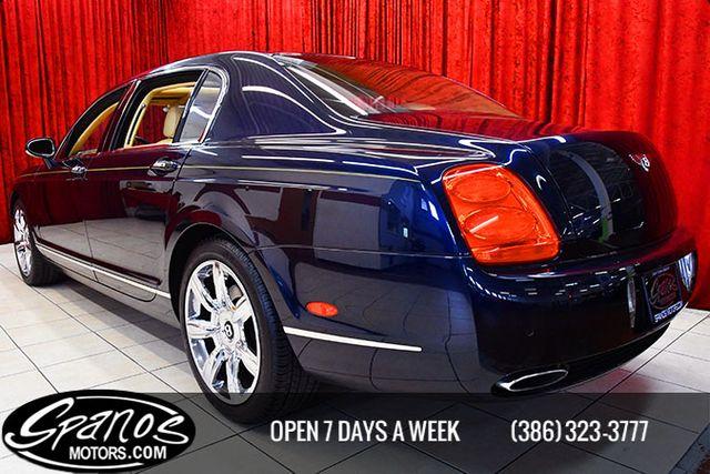 2007 Bentley Continental Flying Spur Daytona Beach, FL 123