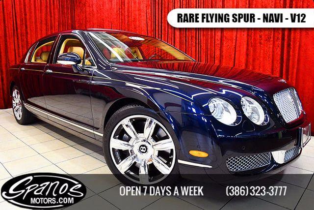 2007 Bentley Continental Flying Spur  | Daytona Beach, FL | Spanos Motors