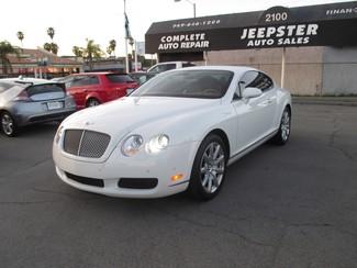 2007 Bentley Continental GT Sport Costa Mesa, California