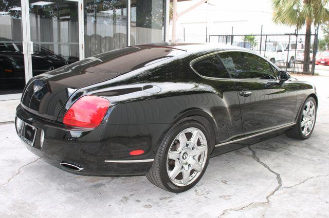 2007 Bentley Continental GT Houston, Texas 5