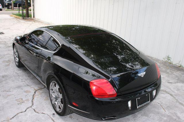 2007 Bentley Continental GT Houston, Texas 6