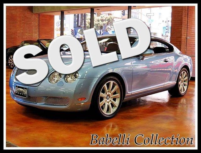 2007 Bentley Continental GT San Diego, California 0