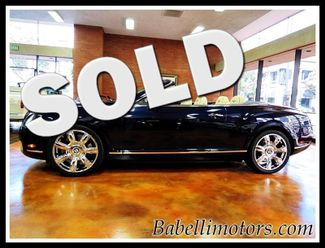 2007 Bentley Continental GT GTC 63 MANSORY INT PKG San Diego, California