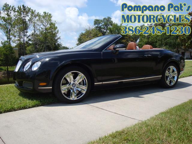 2007 Bentley Continental GTC Daytona Beach, FL 0